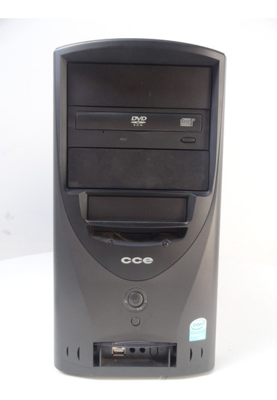 Microcomputador Cce Desktop (leia Descrição Do Anúncio)