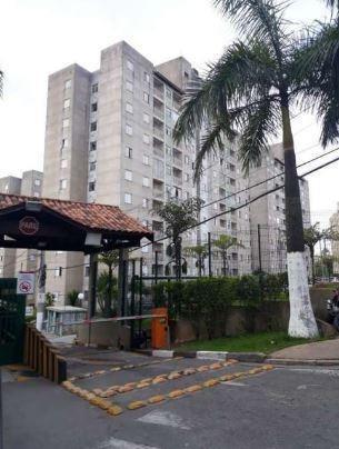 Apartamento Em Jardim São Miguel, Ferraz De Vasconcelos/sp De 47m² 2 Quartos À Venda Por R$ 129.200,00 - Ap172746