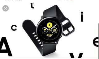 Samsung Galaxy Watch Active Produto Original Com Nota Fiscal