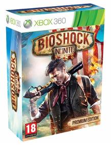 Jogo Mídia Física Bioshock Infinite Premium Edition Xbox 360