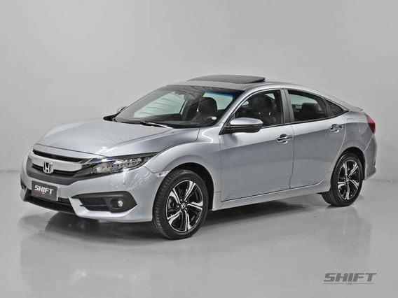 Honda Civic Sedan Touring 1.5 Turbo 16v Aut 4p 2019