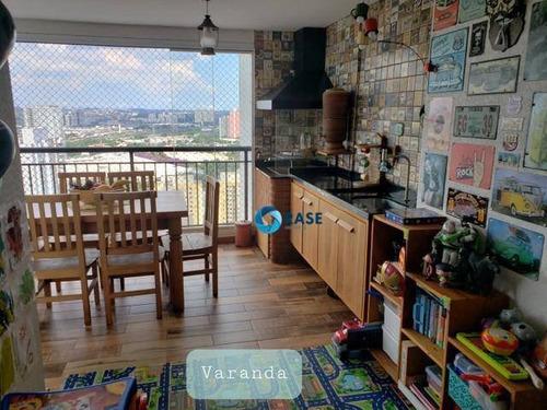 Imagem 1 de 30 de Apartamento À Venda, 66 M² Por R$ 564.000,00 - Socorro - São Paulo/sp - Ap11862