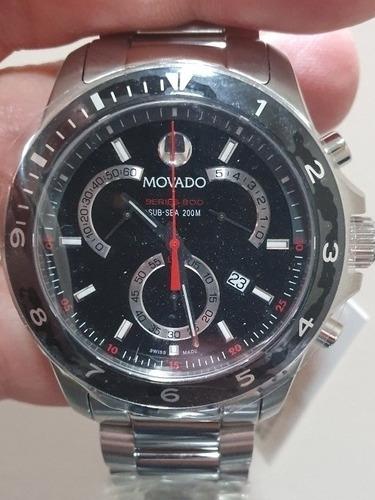 Reloj Movado Serie 800 Chrono