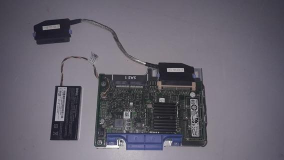 Controladora Dell Perc 6/i Pci-e Com Bateria P/n 0wy335 (3)