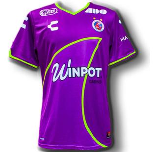Jersey Veracruz 2018 Charly Tercer Uniforme Original