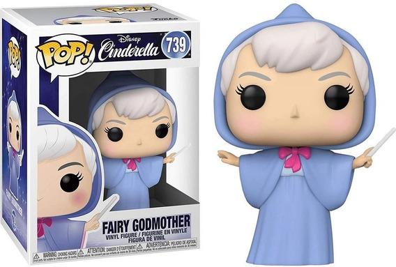 Funko Pop Disney Cinderella Fairy Fairy Godmother 739