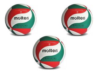 Balon De Volleyball Profesional Set De 3