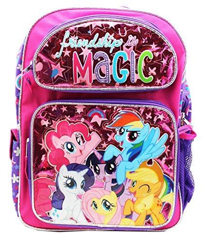 Nuevas Mochilas De My Little Pony Is Magic Large Backpack-36