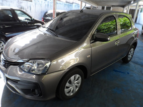 Toyota Etios 1.3 16v X Aut. 5p, Único Dono
