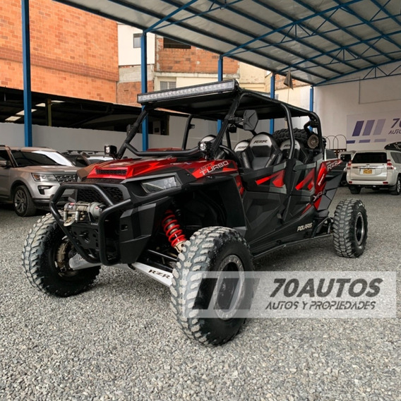 Polaris Rzr Turbo Fox Edition 4 Puestos