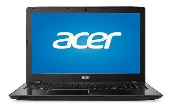 Notebook Acer E5-575-74rc Intel Core I7 2.7ghz / Memória 8gb