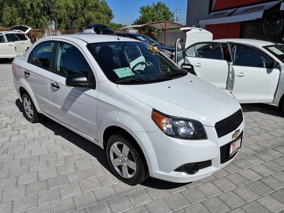 Chevrolet Aveo 1.6 Ls At Sedán 2016