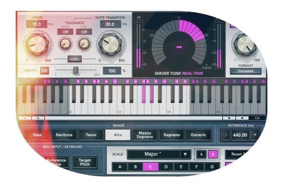 Afinación: Autotune Pro + Melodyne 4 + Waves Tunes 11 Win