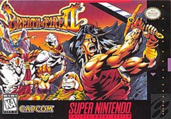 Breath Of Fire Ii 2 - Super Nintendo