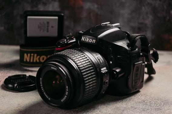 Camara Fotografica Nikon D5100
