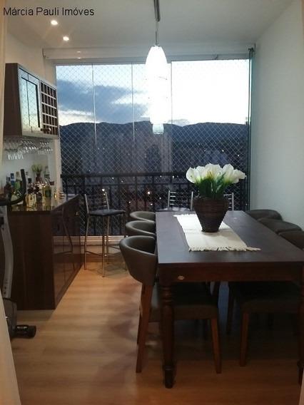 Apartamento No Condomínio Forest - Jardim Ana Maria - Jundiaí - Ap04526 - 67650873