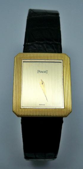 Piaget Protocole Ouro Amarelo - Manual
