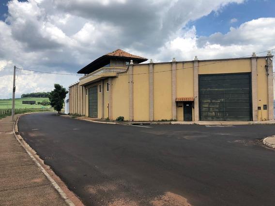 Galpão Em Recreio Anhangüera, Ribeirão Preto/sp De 700m² Para Locação R$ 9.500,00/mes - Ga521602