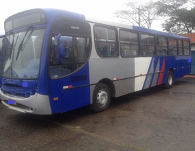 Onibus Mercedes Urbano Caio Apache Motor 1721/king Bus