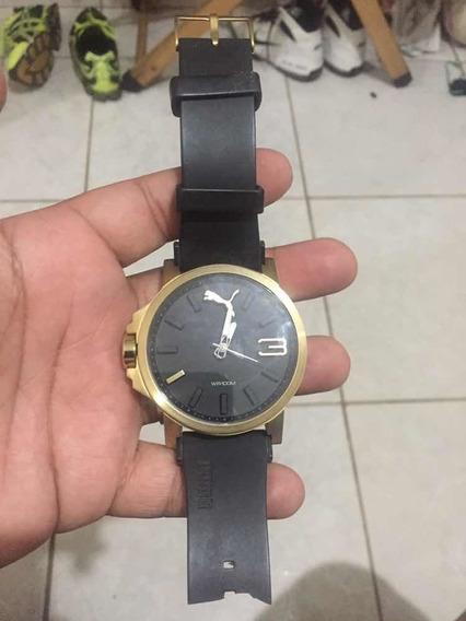 Relógio Puma Ultrasize Pulseira Quebrada