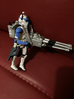 Dj Coma - Clone Trooper With Quad Cannon - The Legacy Collec