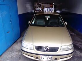 Volkswagen Gol Dorado Año 2000