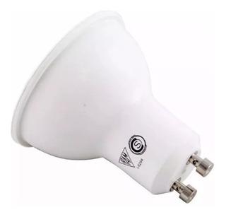 Lámpara Dicroica Led 8w Luz Cálida Dabor Gu10 # Ofme Chacras