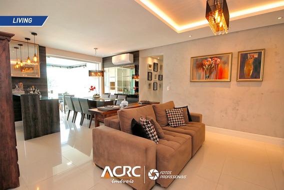 Acrc Imóveis - Apartamento Semi Mobiliado Para Venda No Bairro Victor Konder - Ap03312 - 34894985