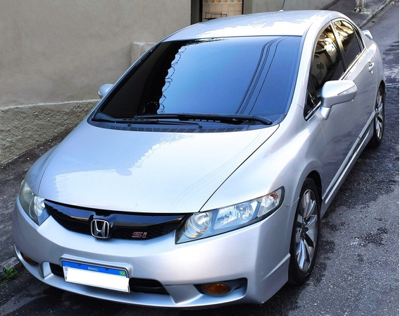 Honda Civic 2011 2.0 Si 4p