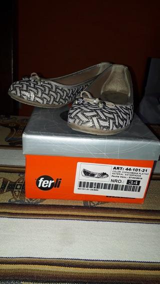 Zapatos Chatitos