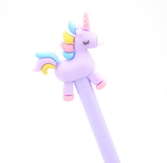 Souvenirs Cumpleaños Infantiles Lapicera Unicornio Birome