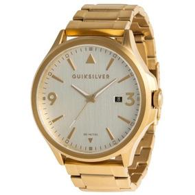 Relógio Quiksilver Beluka Importado All Gold