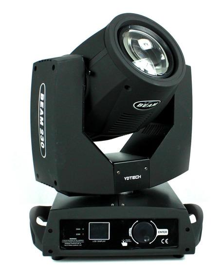 Canhão De Luz Moving Beam Head 230 7r Show De Iluminação Dmx