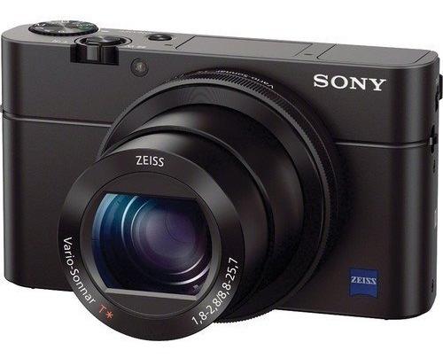 Sony Dsc-rx100m3 Cámara Oled Wi-fi Nfc 24-70mm 20.1mp