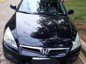 Honda Accord 2.0 Lx 4p 2007