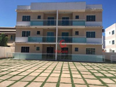 Cobertura Residencial À Venda, Floresta Das Gaivotas, Rio Das Ostras. - Co0057