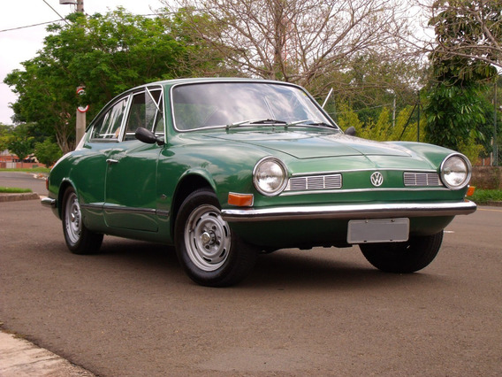 Vw Karmann Ghia Tc 1974