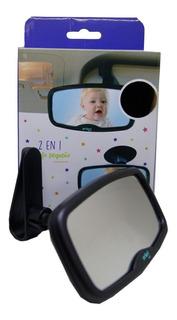 Espejo Retrovisor Para Bebe 2 En 1 Priori 360º