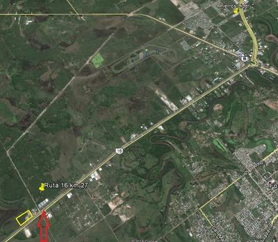 Deposito Galpon Sobre Ruta 16 A 6 Km De Resistencia