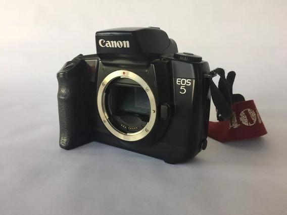 Corpo Canon Eos 5 Analógico