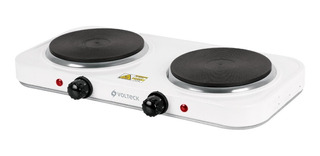 Parrilla Electrica Doble Tipo Disco Voltech 49990