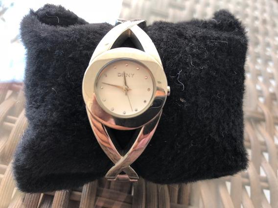 Relógio Dkny Pulseira De Aço