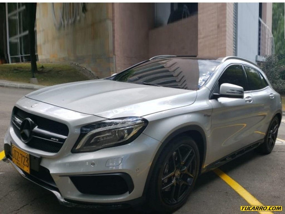 Mercedes Benz Clase Gla Gla45 2000 Cc At Turbo