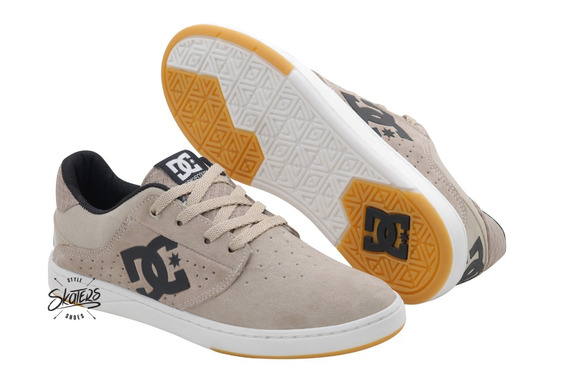 Tênis Dc Plaza 2 Tc Signature Council Masculino Cano Baixo