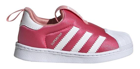 Zapatillas adidas Originals Moda Superstar 360 I Bebe Fu/bl