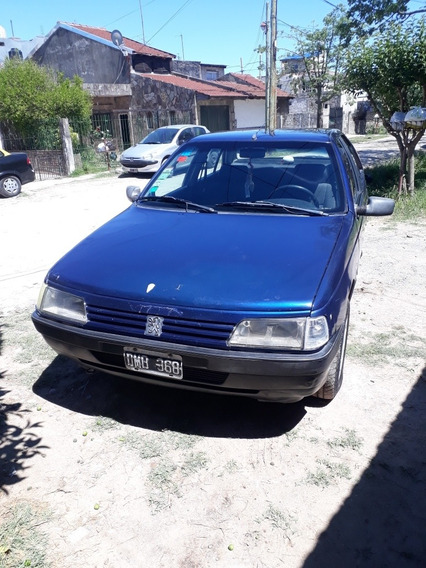 Peugeot 405 1.9 Style D Aa 2000