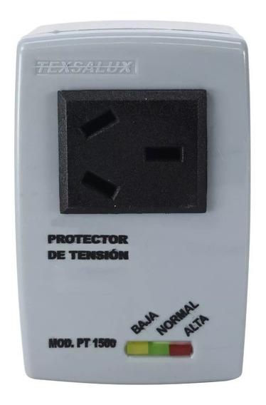 Protector Estabilizador Tension Tv Pc Notebook Hogar Calidad