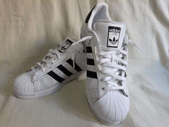 Tênis adidas Superstar ( Original )tam. 42 Br