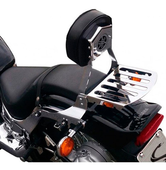 Encosto Sissy Bar Drag Star 650 Yamaha Destacavel Cobra