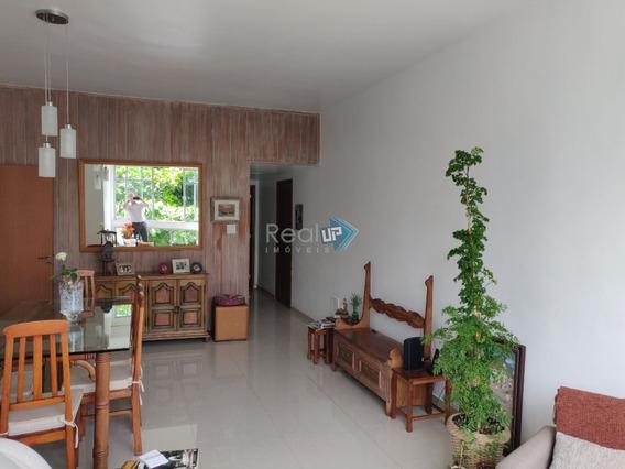 Excelente Apartamento 3 Quartos Em Botafogo Com 94 M². - 14417
